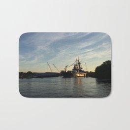 Wilmington, North Carolina - USS North Carolina Bath Mat