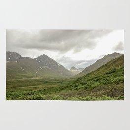 Overcast Valley Rug