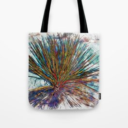 Painted Desert Yucca Plant Tote Bag