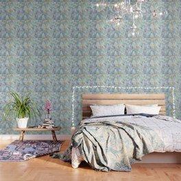 Smoke pattern Wallpaper
