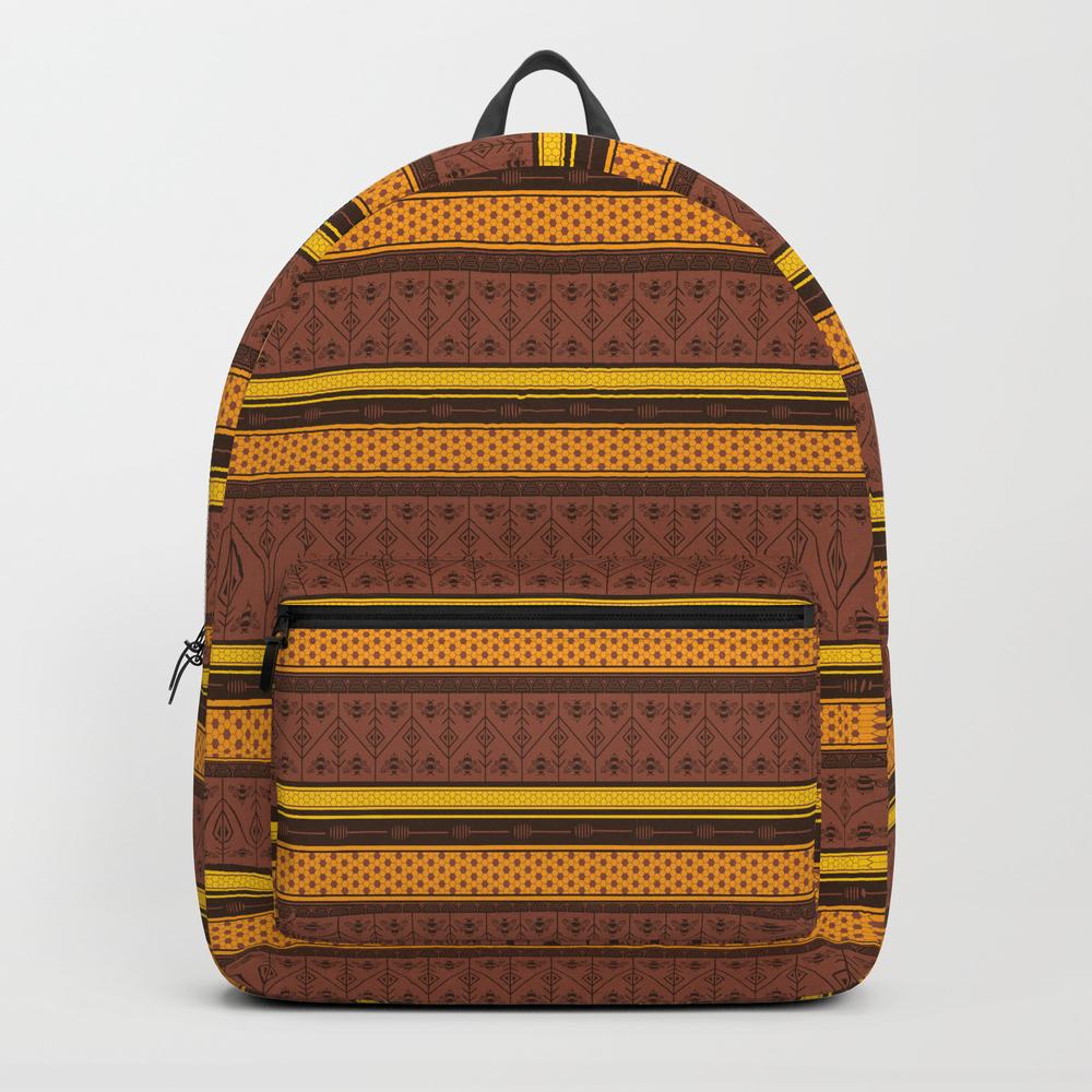 Waxing Poetic Backpack by Goddammitstacey BKP8662952