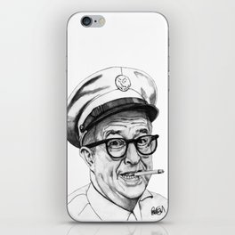 Bilko iPhone Skin