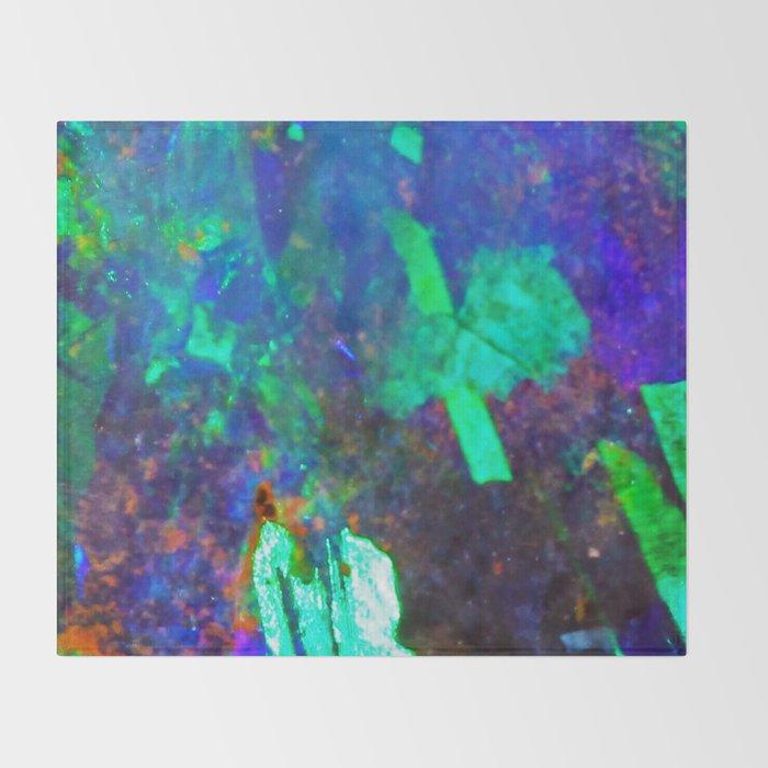 AUS Opal Throw Blanket