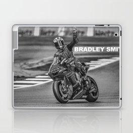 Bradley Smith MotoGP By Alexander Malyon  Laptop & iPad Skin