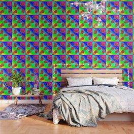 rainbow panda Wallpaper