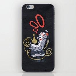 Caterpillar - Alice in Wonderland iPhone Skin