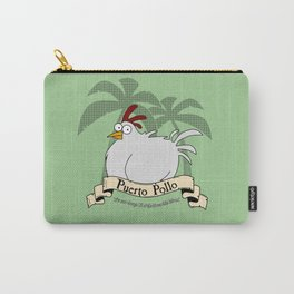 Puerto Pollo Carry-All Pouch