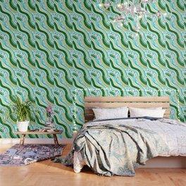 Abstract Ocean Wallpaper