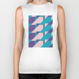 Abstract Glow #society6 #glow #pattern Biker Tank