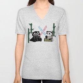 Panda Wars Unisex V-Neck