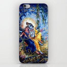 Krishna Leela iPhone Skin