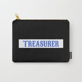 SAMCRO Patch - Treasurer Carry-All Pouch