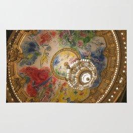 Opera Garnier Paris Rug