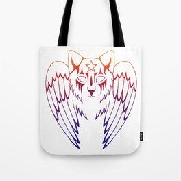Starclan Warrior Tote Bag