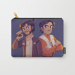 Latinos in Space! Carry-All Pouch