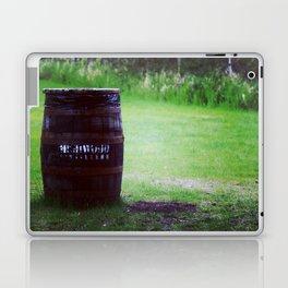 Whiskey Keg Laptop & iPad Skin