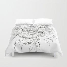 Botanical Bouquet Duvet Cover
