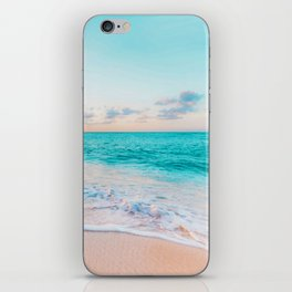 Ocean Bliss #society6 #society6artprint #buyart iPhone Skin