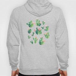 Cactus pattern II Hoody