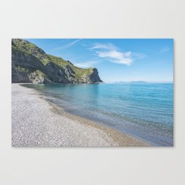 Sicily... a breath of summer Canvas Print