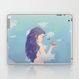 Gigantic Lady Laptop & iPad Skin