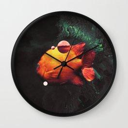 Blop Wall Clock