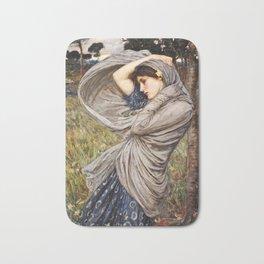 John William Waterhouse - Boreas Bath Mat