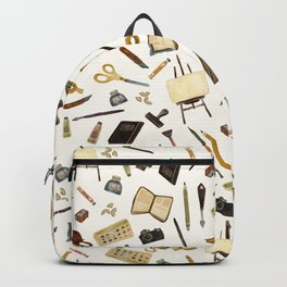 Creative Artist Tools - Watercolor Backpack