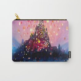 I see the lights Carry-All Pouch