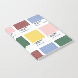 MANTONE® Colour Palette Notebook
