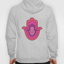 The Hamsa Palm Hand Meaning Hoody