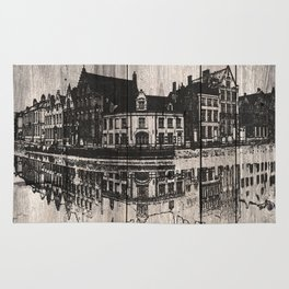 In Bruges, Belgium Rug