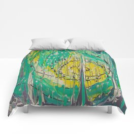 Free abstract Comforters