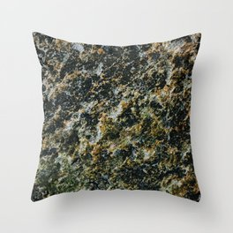 JP Rocks Throw Pillow