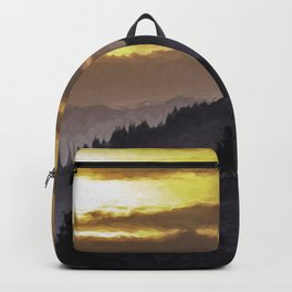 Valley Sunset Backpack