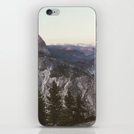 Great Nights in Yosemite iPhone Skin