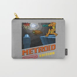 Metroid Remastered Edition Carry-All Pouch