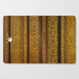 Looking up in the Alhambra Cutting Board