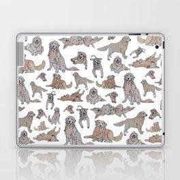 Golden Heaven Laptop & iPad Skin