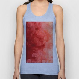Sunset Spotted Unisex Tank Top