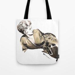 Kim Novak Tote Bag