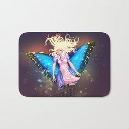 Butterfly Alice Bath Mat