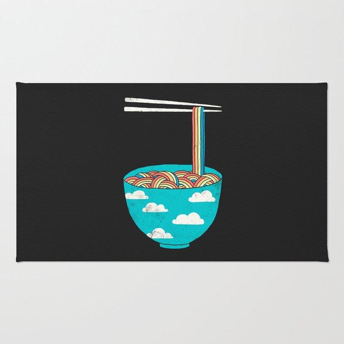 Rain-Bowl Rug