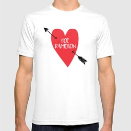Poe Dameron Love T-shirt