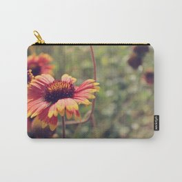 Gaillardia flower Carry-All Pouch