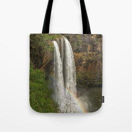 Wailua Falls - Kauai - Hawaii Tote Bag