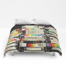 VHS Stack Comforters