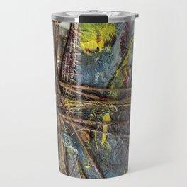 #ArtLeak Travel Mug