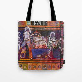 Rock and Roll Tote Bag