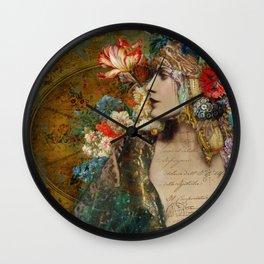 Scheherazade Wall Clock